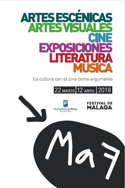 Artes escénicas, visuales, cine, exposiciones, literatura, música….