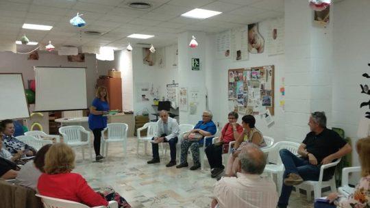 REUNIÓN CENTRO DE SALUD (Ciudad Jardín)cooperaciòn entre Centro Salud Ciudad Jardín & asociaciones de vecinos del barrio en beneficio de la comunidad