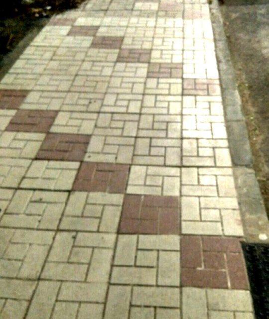 Nivelaciòn de pavimento y reposición baldosas en Calle MARQUES DE MANTUA