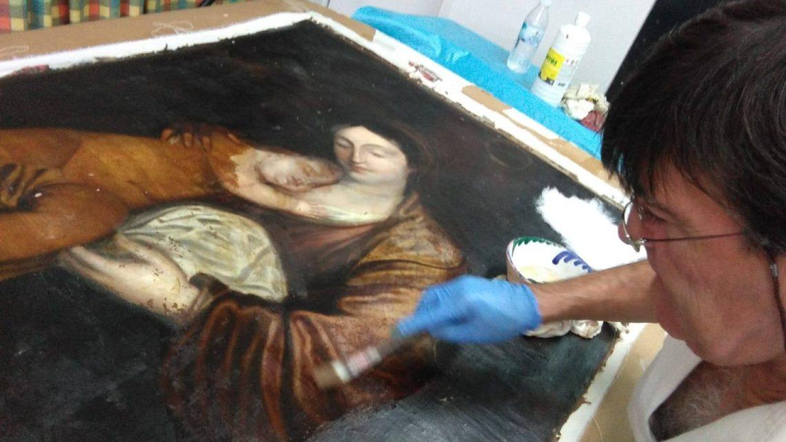 Taller de Restauración de Obras de Arte