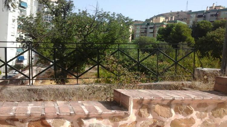 Fijación barandilla Medida de protección lateral en Llobregat