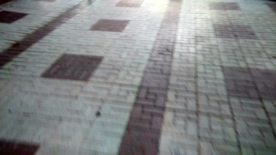 Baldeo manual realizado eliminar las manchas y demás suciedad incrustada en Calle Alcalde Nicolás Maroto