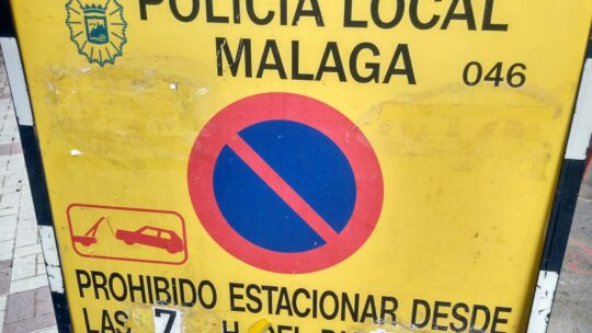 Realización de trabajos en Calle CL MARQUES DE MANTUA, 11 CANALIZACIÓN y SANEAMIENTO OCUPACIÓN DE CALZADA. Prohibido estacionar desde Las 7 H. del día 10 Al 21