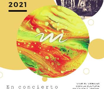Concierto Musicómanos que se celebra el día sábado 25 de septiembre en el Será a las 21.30 horas en el Auditorio Jardín de Málaga