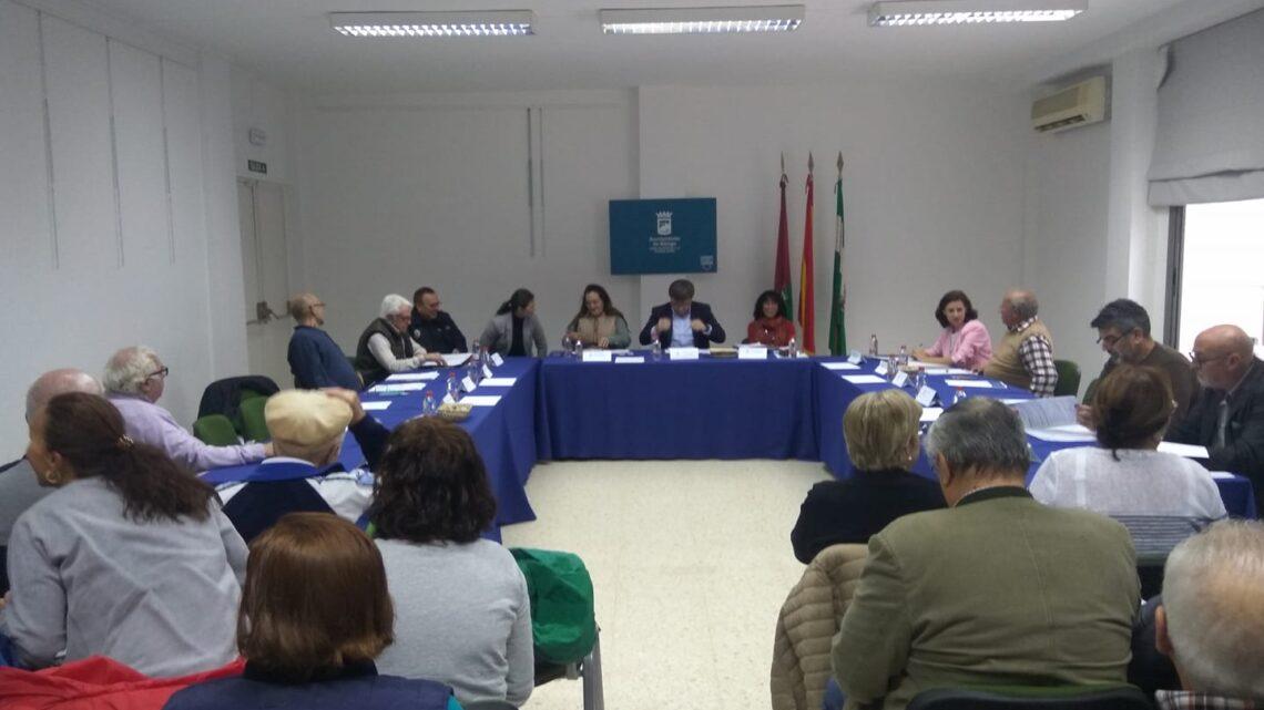 Convocatoria de sesión ordinaria del Consejo Territorial sesión 13-10-2021, hora: 17,30 horas